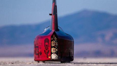Xe dien Venturi VBB-3 lap ki luc toc do gan 600km/h - Anh 5