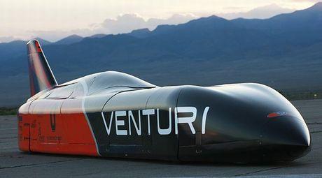 Xe dien Venturi VBB-3 lap ki luc toc do gan 600km/h - Anh 6