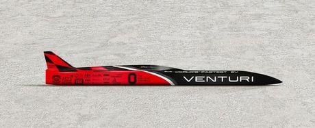 Xe dien Venturi VBB-3 lap ki luc toc do gan 600km/h - Anh 10