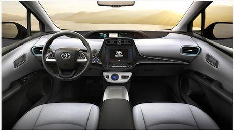 Toyota Prius 2017 sap ra mat Viet Nam - Anh 3