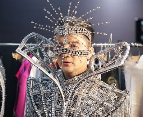 """Diamond Show cua Dam Vinh Hung: Am nhac chua """"da"""" - Anh 3"""