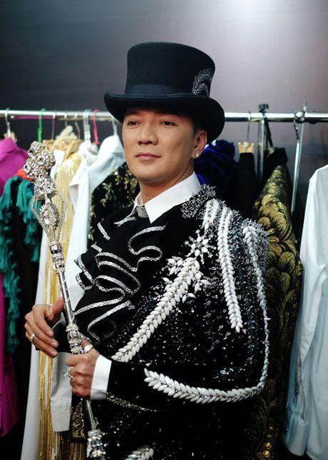 """Diamond Show cua Dam Vinh Hung: Am nhac chua """"da"""" - Anh 4"""
