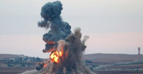 Khong quan Nga – Syria trut bom du doi, diet 50 phien quan thanh chien - Anh 1