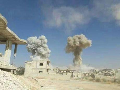 Khong quan Nga – Syria trut bom du doi, diet 50 phien quan thanh chien - Anh 2