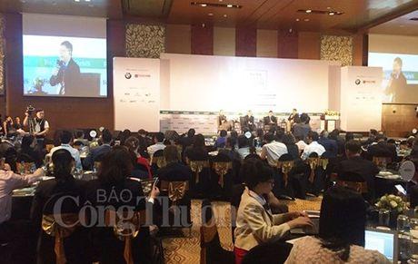 500 doanh nghiep du Dien dan Kinh doanh Forbes Viet Nam 2016 - Anh 3