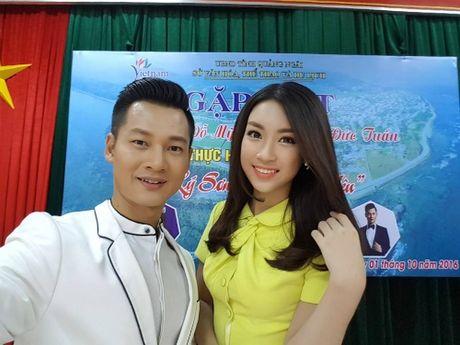 Hoa hau My Linh tham gia clip quang ba du lich Ly Son - Anh 1