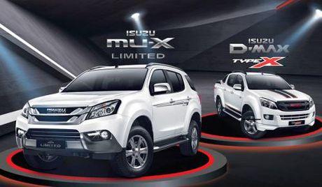 Isuzu tro lai Vietnam Motor Show sau 7 nam voi 'Dau an hanh trinh moi' - Anh 1