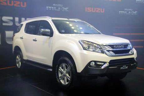 Isuzu tro lai Vietnam Motor Show sau 7 nam voi 'Dau an hanh trinh moi' - Anh 2