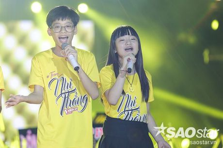 Hoc tro The Voice Kids 2016 chay het minh trong dem Liveshow dang cap cua Dong Nhi - Anh 8