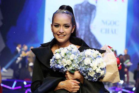 Hanh trinh len ngoi quan quan Vietnam's Next Top Model cua Ngoc Chau - Anh 1