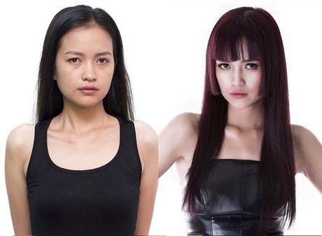 Hanh trinh len ngoi quan quan Vietnam's Next Top Model cua Ngoc Chau - Anh 2