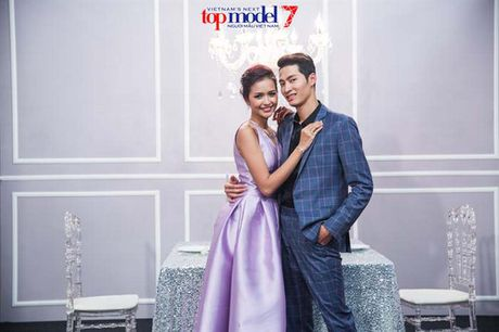 Hanh trinh len ngoi quan quan Vietnam's Next Top Model cua Ngoc Chau - Anh 4