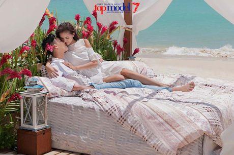 Hanh trinh len ngoi quan quan Vietnam's Next Top Model cua Ngoc Chau - Anh 5