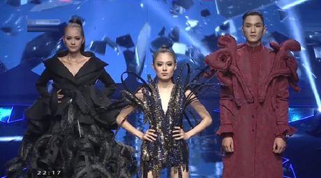 Ngoc Chau- Tan Quan quan Vietnam's Next Top Model mua 7 - Anh 1