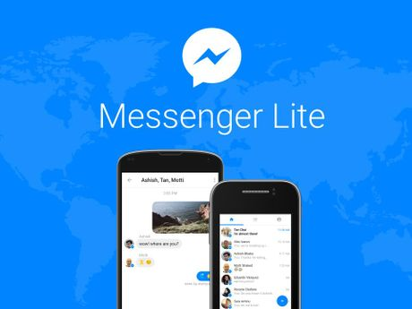 Facebook Messenger tren Android co phien ban rut gon - Anh 1