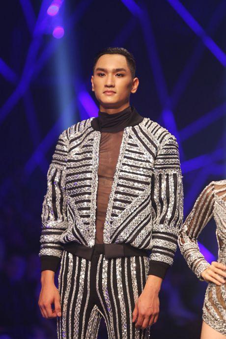 Ngoc Chau doat quan quan Vietnam's Next Top Model 2016 - Anh 12