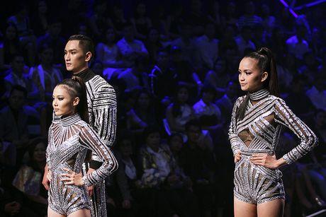Ngoc Chau doat quan quan Vietnam's Next Top Model 2016 - Anh 17