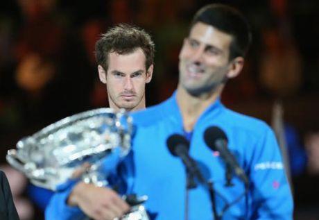 Murray quyet soan ngoi so 1 the gioi cua Djokovic - Anh 1