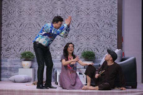Tran Thanh - Truong Giang luan phien 'dim hang' Chi Tai - Anh 2