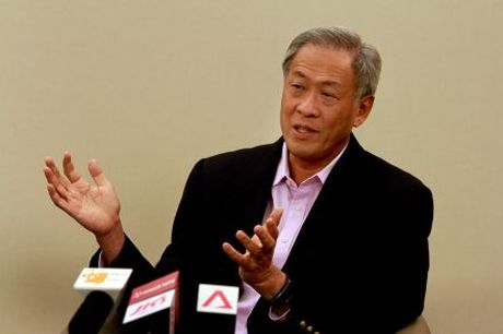 Singapore lo ngai tau Trung Quoc se gay xung dot o Bien Dong - Anh 1