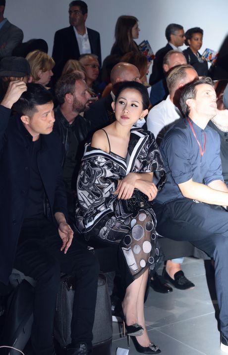 Tram Nguyen hoi ngo hai chan dai Viet o Paris Fashion Week - Anh 3