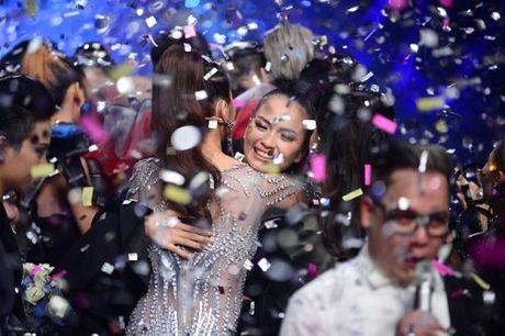 Ngoc Chau danh bai hotgirl 1m54 dang quang Next Top Model - Anh 2