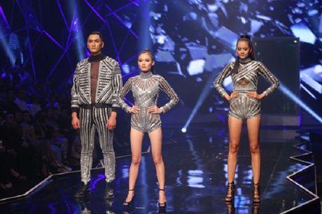 Ngoc Chau dang quang quan quan Vietnam's Next Top Model - Anh 2
