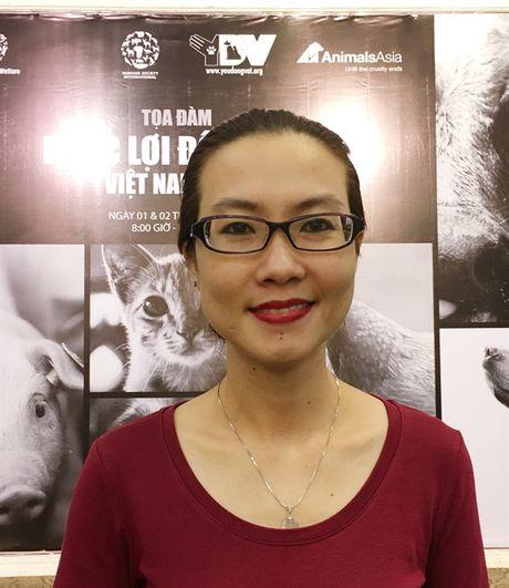 'Phuc loi dong vat': Phap luat Viet Nam khong cho phep giet mo cho, meo - Anh 5