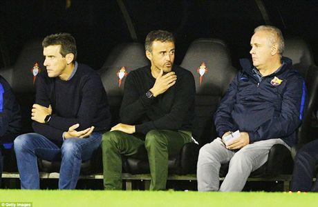 Celta Vigo 4-3 Barcelona: Luis Enrique va Stergen sai lam, Barca quy goi o Balaidos - Anh 1