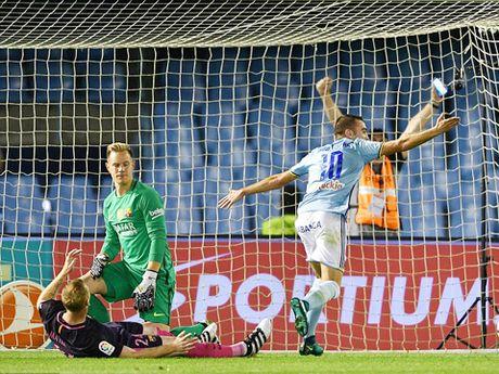 Celta Vigo 4-3 Barcelona: Luis Enrique va Stergen sai lam, Barca quy goi o Balaidos - Anh 2