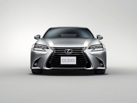 Lexus GS Turbo 2.0 ra mat tranh thue dong co - Anh 1