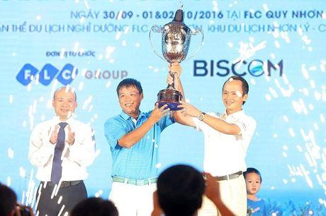 Da tim thay nha vo dich FLC Golf Championship 2016 - Anh 1