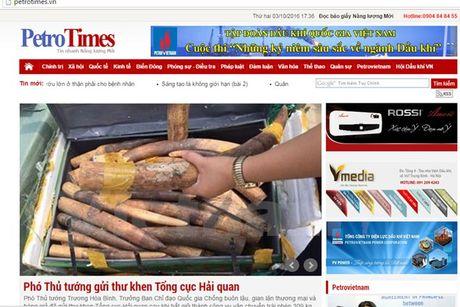 Thu hoi The nha bao cua ong Nguyen Nhu Phong, dinh ban bao Petrotimes - Anh 1