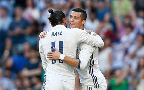 Ronaldo gay that vong, Real de Eibar cam hoa 1-1 - Anh 1