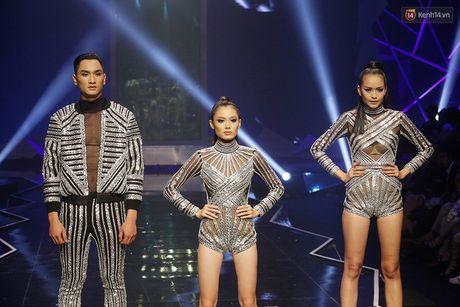 Khoanh khac dang quang Quan quan Top Model cua Ngoc Chau - Anh 11