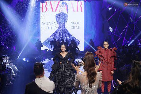 Khoanh khac dang quang Quan quan Top Model cua Ngoc Chau - Anh 1