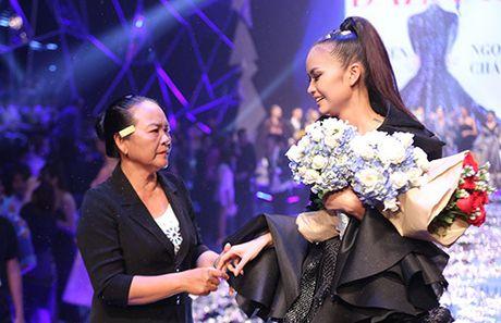 Khoanh khac dang quang Quan quan Top Model cua Ngoc Chau - Anh 4