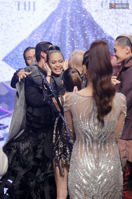 Khoanh khac dang quang Quan quan Top Model cua Ngoc Chau - Anh 5