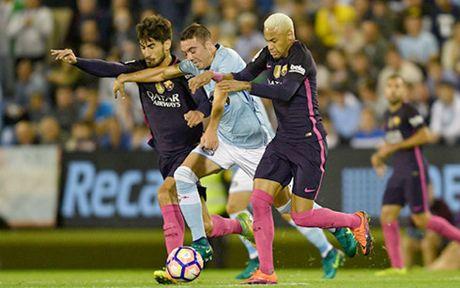 Tieu diem the thao: 'Toi do' Stegen khien Barca thua dau Celta Vigo - Anh 1