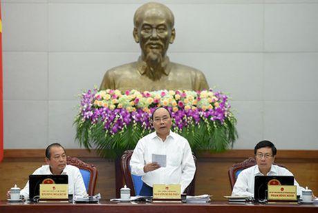 Thu tuong: Phan dau tang truong kinh te dat 6,3 den 6,5% - Anh 2