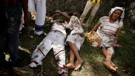 Hien truong vu giam dap kinh hoang o Ethiopia lam 52 nguoi thiet mang - Anh 10