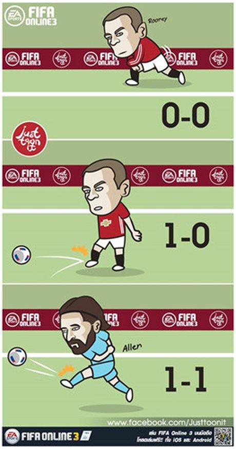Biem hoa 24h: Thanh Manchester that thu, Barca 'khoc thet' vi Celta - Anh 2