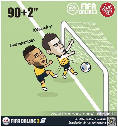 Biem hoa 24h: Thanh Manchester that thu, Barca 'khoc thet' vi Celta - Anh 6