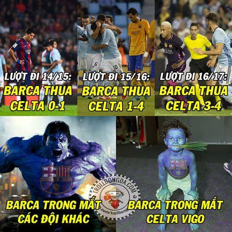 Biem hoa 24h: Thanh Manchester that thu, Barca 'khoc thet' vi Celta - Anh 7