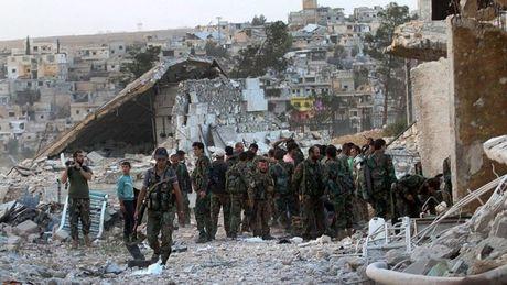 Khong co dieu kien tien quyet khi giai quyet khung hoang Syria - Anh 1