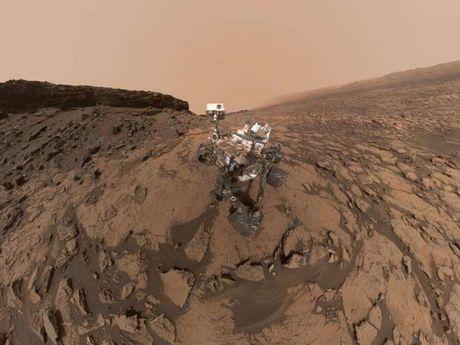 Tau Curiosity tiep tuc su menh 2 nam gia han tren Sao Hoa - Anh 1