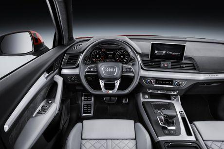 Me man mau xe sang Audi Q5 crossover SUV moi duoc nang cap - Anh 4