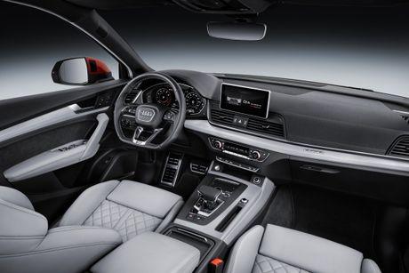 Me man mau xe sang Audi Q5 crossover SUV moi duoc nang cap - Anh 5