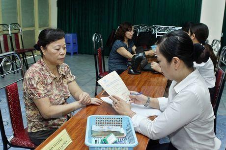 Bo truong Mai Tien Dung: Nang tuoi nghi huu la xu the tat yeu - Anh 1