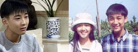 'Nguoi tinh nhi' cua Song Hye Kyo khac la sau 13 nam - Anh 2